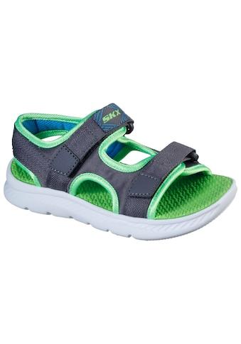 Skechers Kids Sandale »C-FLEX SANDAL 2.0-HYDROWAVES«, mit zwei Klettverschlüssen kaufen