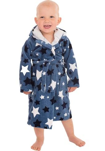 Wewo fashion Kinderbademantel »8207«, mit Sternen kaufen
