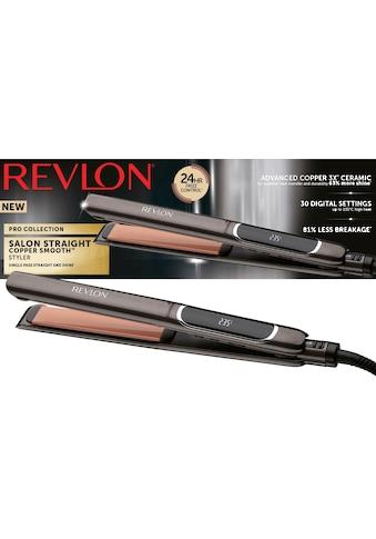 Revlon Glätteisen RVST2175, ColourProtect - Keramik - Beschichtung kaufen