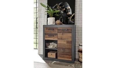 Home affaire Kommode »BROOKLYN«, in dekorativer Rahmenoptik kaufen