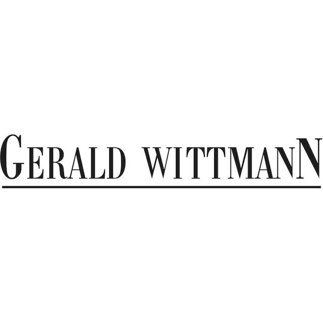 Microfaser-Seersucker Bettwäsche uni, Gerald Wittmann (2tlg.)