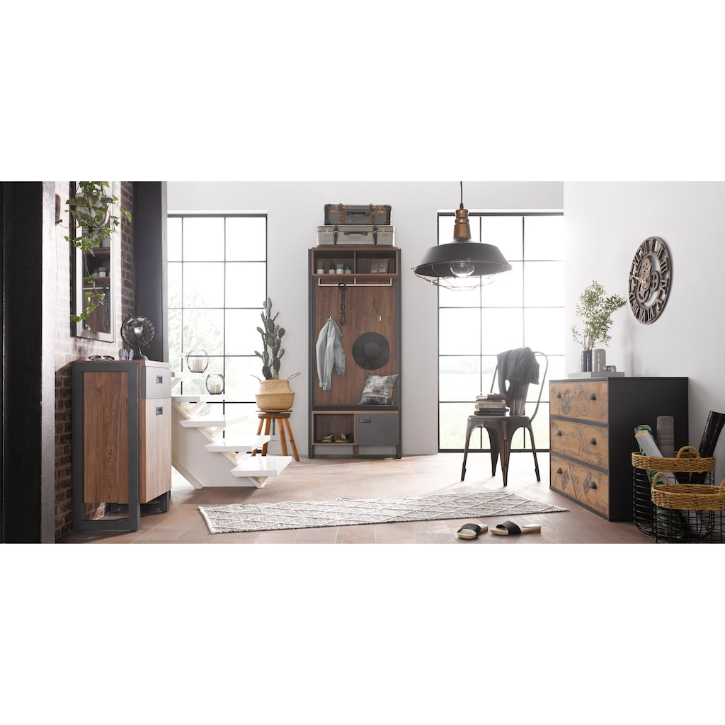 Home affaire Läufer »Halef«, rechteckig, 10 mm Höhe, Wendeteppich