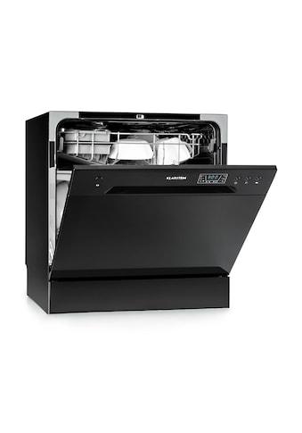 Klarstein Geschirrspülmaschine Mini - Geschirrspüler »DSM - Amazonia - 8 - B« kaufen