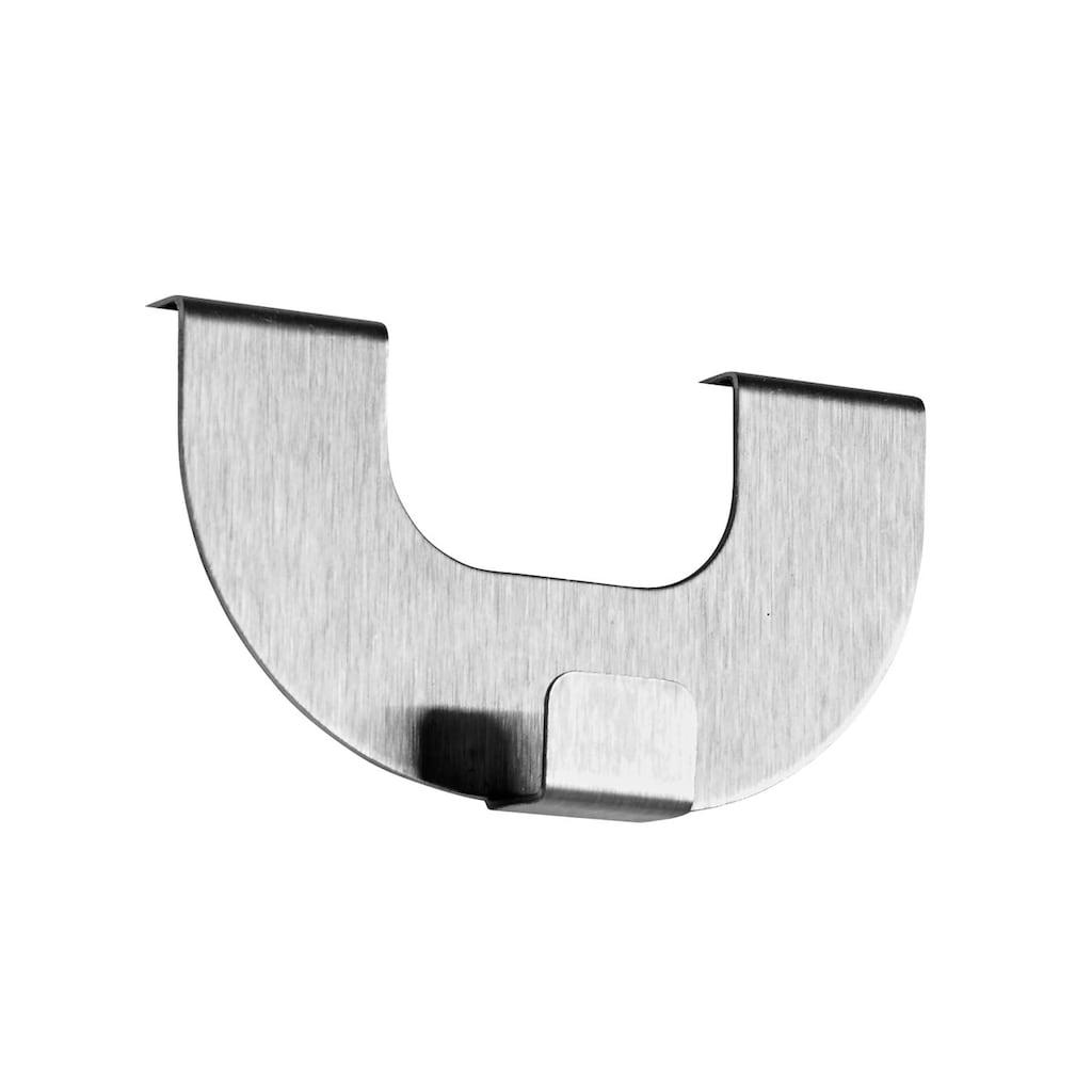 U-Haken 2er-Set zum Einhängen im Rahmen