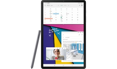 Samsung »Galaxy Tab S6  -  LTE« Tablet (10,5'', 256 GB, Android, 4G (LTE)) kaufen