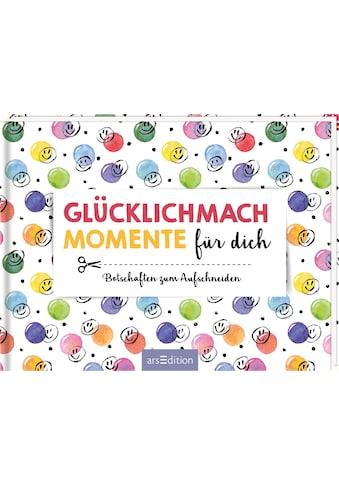 Buch »Glücklichmachmomente für dich / DIVERSE« kaufen