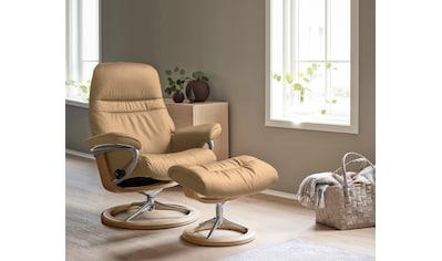 Stressless® Relaxsessel »Sunrise«, mit Signature Base, Größe M, Gestell Eiche kaufen