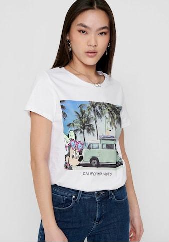 Only Rundhalsshirt kaufen