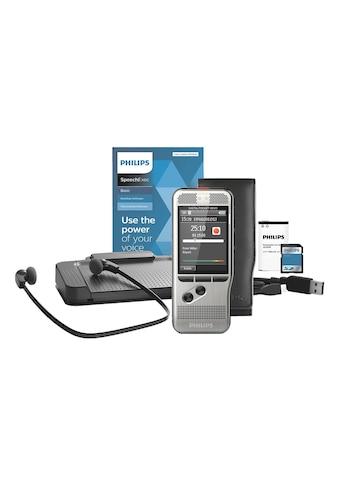 Philips Diktiergeräte-Set kaufen