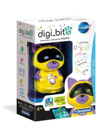 "Clementoni® Modellbausatz ""Galileo  -  digi_bits  -  cat_bit"" kaufen"