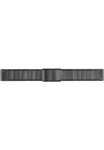 Garmin Ersatz - /Wechselarmband »Ersatzarmband QuickFit Metall 22 mm« kaufen