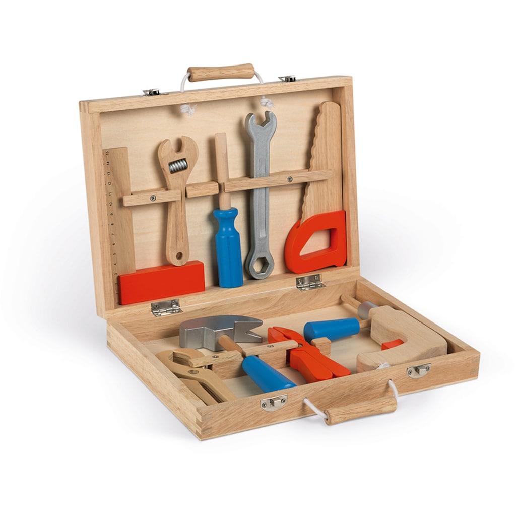 Janod Spielwerkzeugkoffer »Brico'Kids«, (Set, 9 tlg.)
