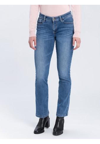 Cross Jeans® Regular-fit-Jeans »Lauren«, Leicht erhöhter Bund kaufen
