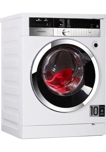 Grundig Waschmaschine GWN 48430 XIW kaufen