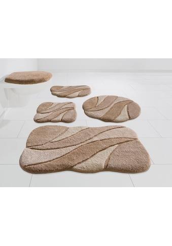 Badematte »Colette«, GRUND exklusiv, Höhe 24 mm, rutschhemmend beschichtet kaufen