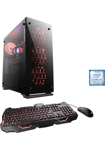 CSL »HydroX T9132 Limited Gaming RGB Edition  -  Powered by Asus« Gaming - PC (Intel®, Core i9, RTX 2070, Wasserkühlung) kaufen
