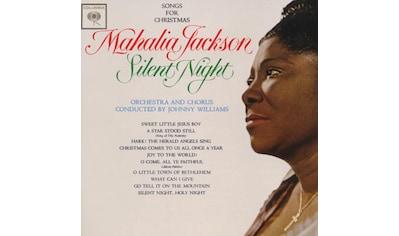 Musik-CD »Silent Night: Songs For Christmas-Expanded Edition / Jackson,Mahalia« kaufen