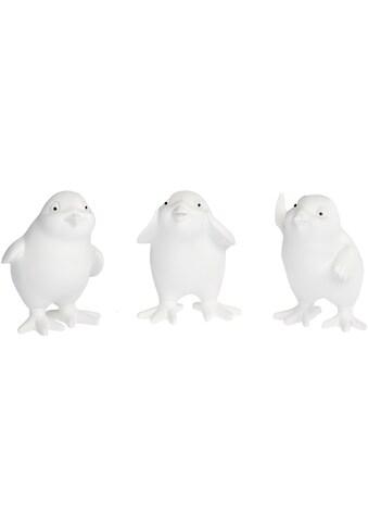 VALENTINO Wohnideen Tierfigur »Küken Trio« kaufen