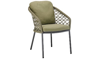 BEST Sessel »Mali«, Aluminium, stapelbar, inkl. Auflagen kaufen