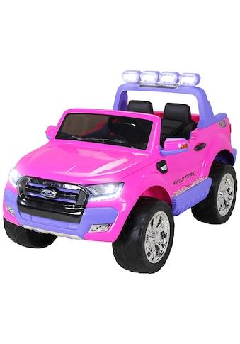 ACTIONBIKES MOTORS Elektroauto »Ford Ranger MODELL 2018 ALLRAD«, für Kinder von 3 - 7 Jahre, 24 Volt kaufen