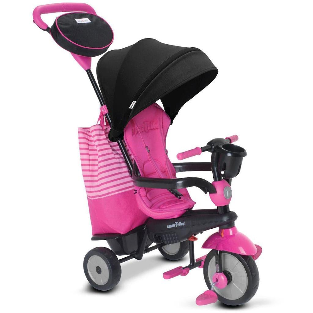 smarTrike® Dreirad »Swing DLX, pink«