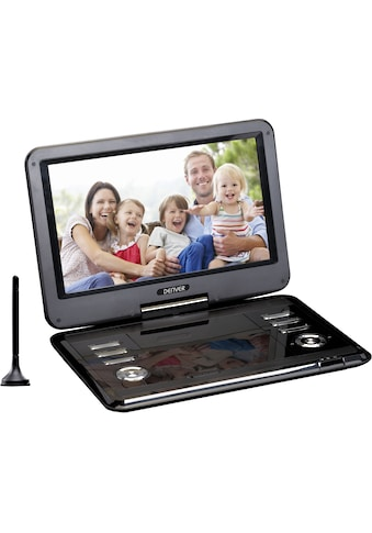 Denver Portabler DVD - Player »Portabler DVD - Player MT - 1150T2H mit DVB - T2 - Antenne« kaufen
