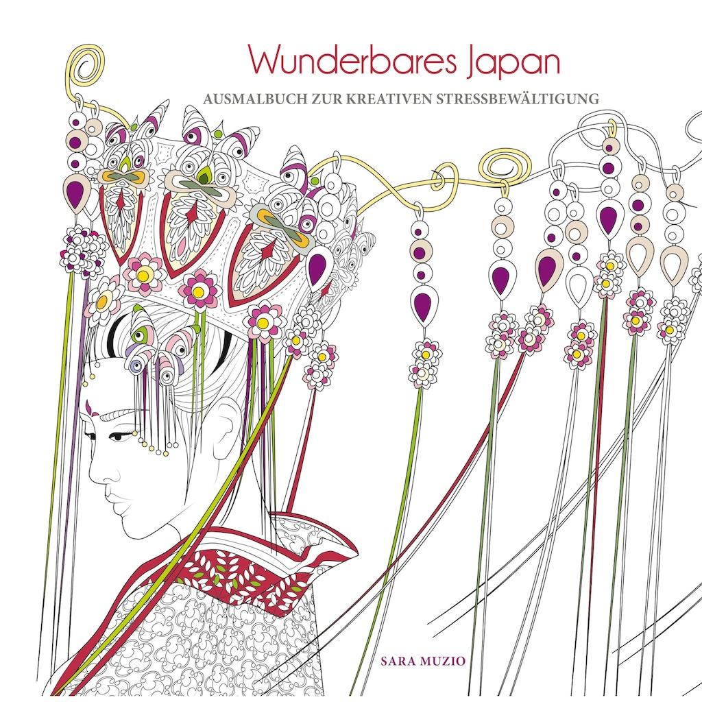 Buch »Wunderbares Japan / Sara Muzio«