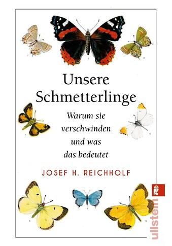 Buch »Unsere Schmetterlinge / Josef H. Reichholf« kaufen