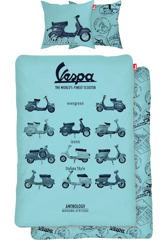 Vespa Wendebettwäsche »Vespa«, mit Vespa kaufen