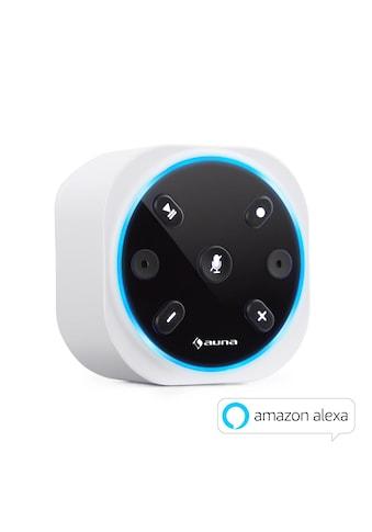 Auna Intelligence Plug Wireless Steckdosen - Lautsprecher Alexa - Vo »Intellig plug WH« kaufen