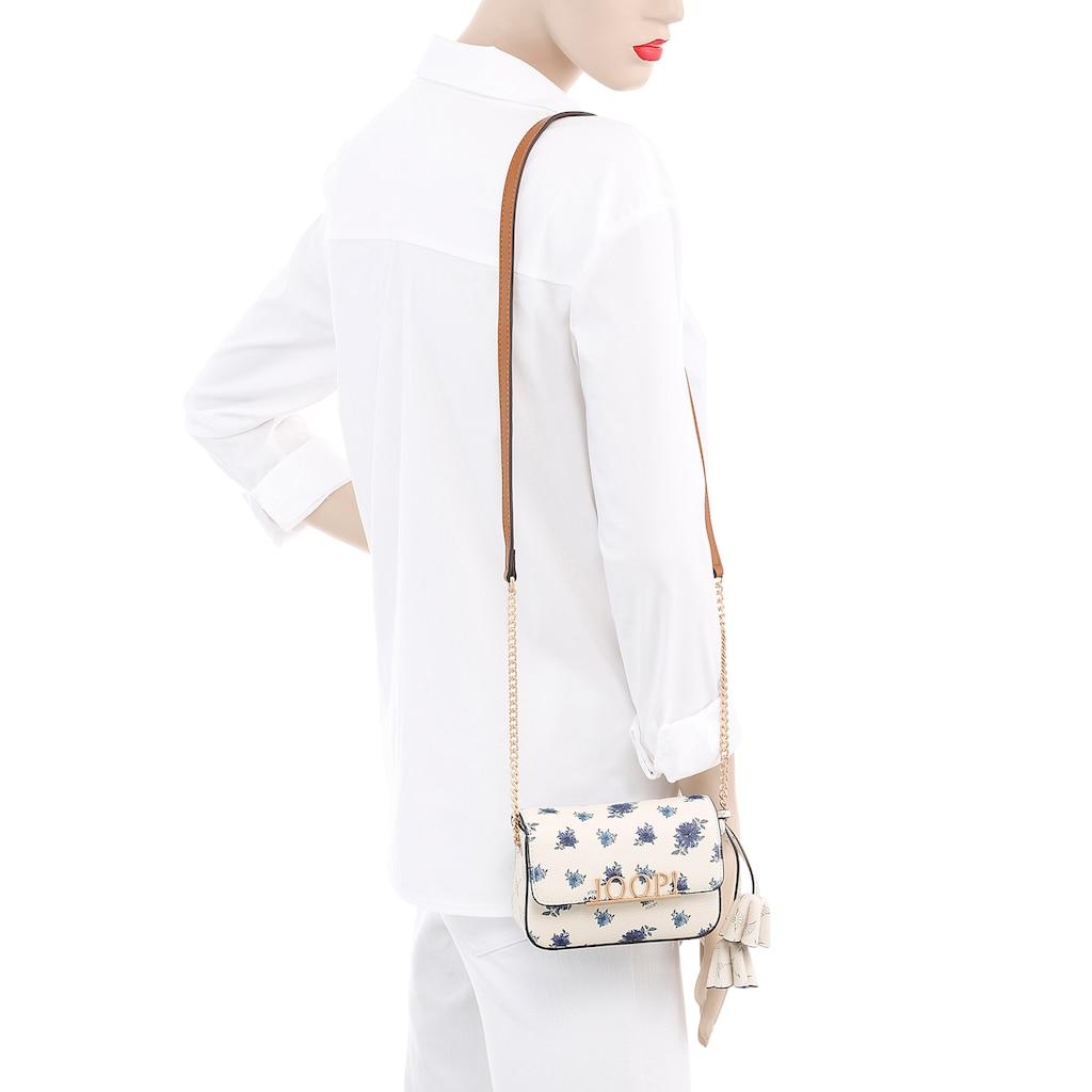 Joop! Mini Bag »cortina mille fiori uma shoulderbag xshf«, mit schickem Blümchen-Allover-Druck