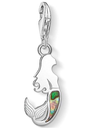 THOMAS SABO Charm-Einhänger »Meerjungfrau Abalone Perlmutt, 1769-509-7«, mit Perlmutt kaufen