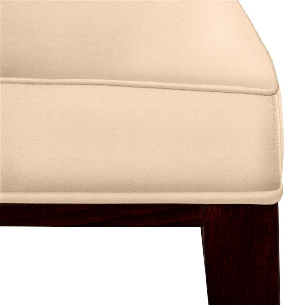 SELVA Stuhl »Sophia«, Modell 1404, ausgezeichnet mit Leseraward 2013, nussbaumfarbiges Gestell