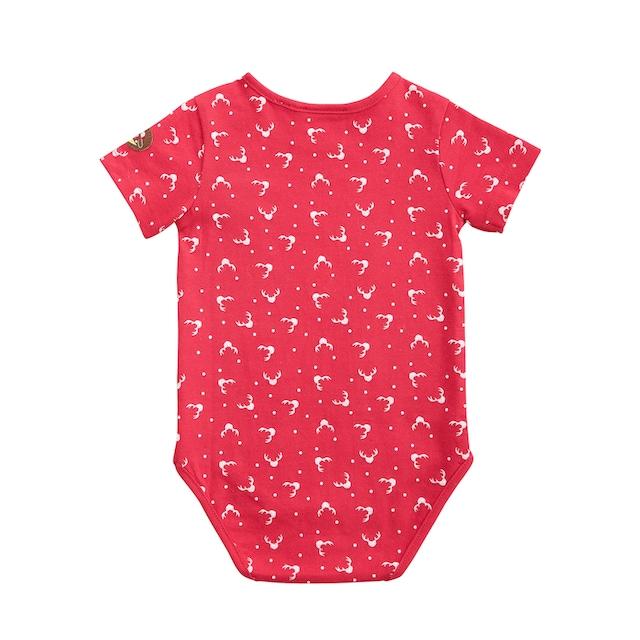 BONDI Trachtenbody Baby mit süßem Print