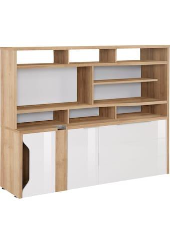 Maja Möbel Computerschrank »eDJUST MINIOFFICE 5509« kaufen
