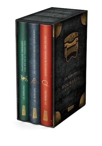 Buch »Hogwarts-Schulbücher: Die Hogwarts-Schulbücher im Schuber / J.K. Rowling, Klaus... kaufen