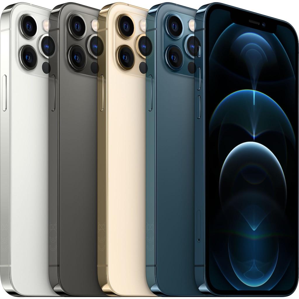 "Apple Smartphone »iPhone 12 Pro, 5G«, (15,5 cm/6,1 "", 256 GB Speicherplatz, 12 MP Kamera)"