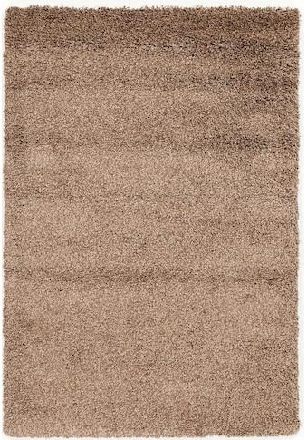 OCI DIE TEPPICHMARKE Hochflor-Teppich »Lobby Shaggy«, rechteckig, 52 mm Höhe, Wohnzimmer kaufen