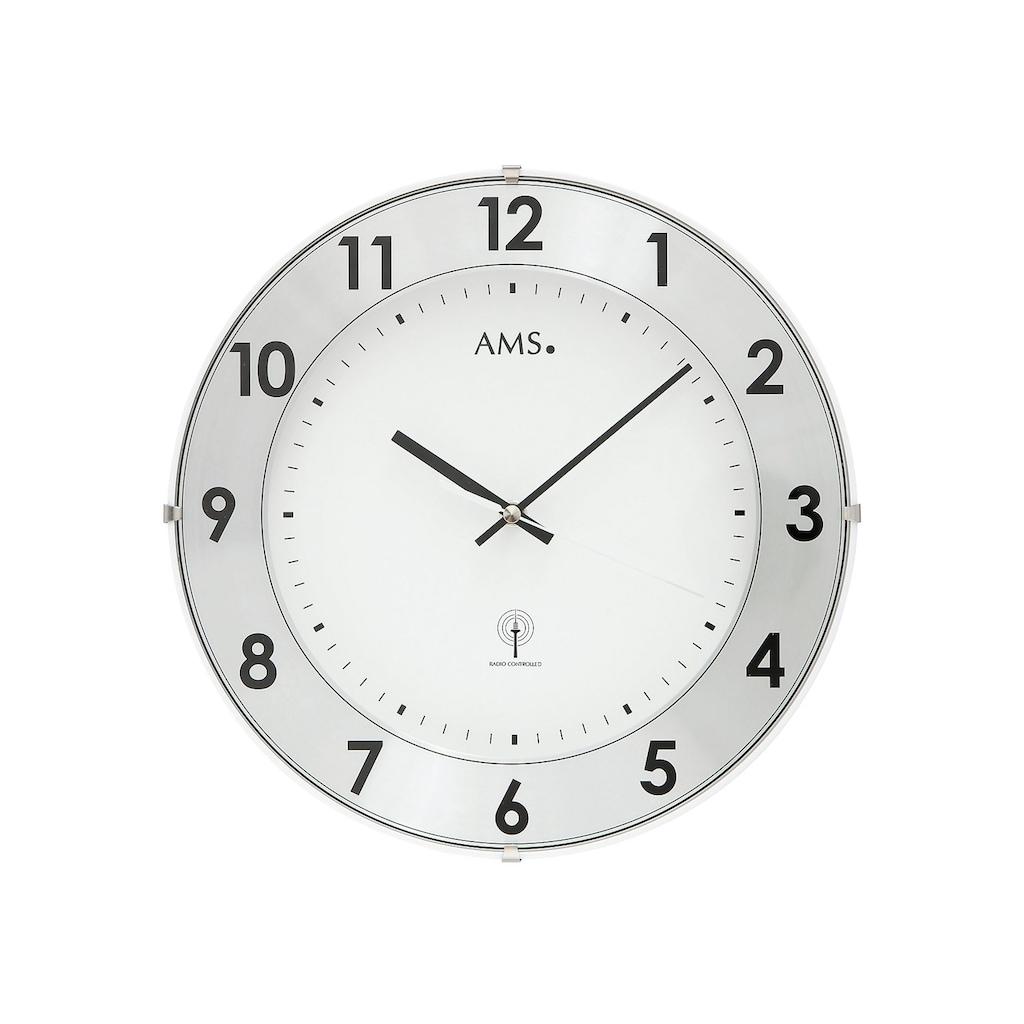 AMS Funkwanduhr »5948«
