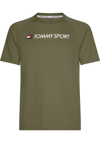 TOMMY SPORT Laufshirt »TRAINING TOP MESH LOGO« kaufen