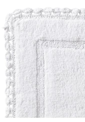 Badgarnitur Lace mit Häkelbordüre kaufen