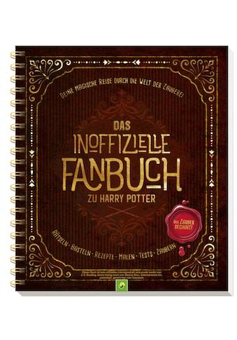 Buch »Das inoffizielle Fanbuch zu Harry Potter / Katharina Bensch, Lisa Oberbörsch« kaufen