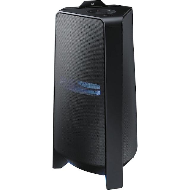 Samsung »Sound Tower MX-T70« Party-Lautsprecher (Bluetooth, 1500 Watt)