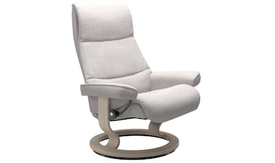 Stressless® Relaxsessel »View«, mit Classic Base, Größe L,Gestell Whitewash kaufen