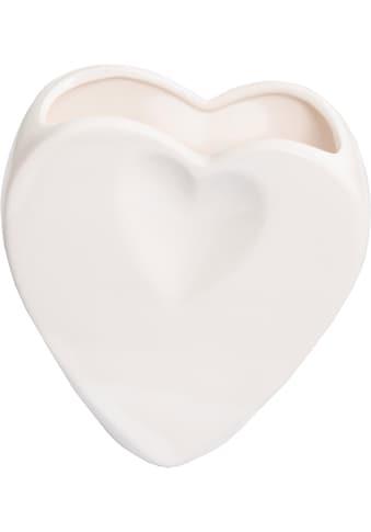 VALENTINO Wohnideen Tischvase »Herz Tori« kaufen