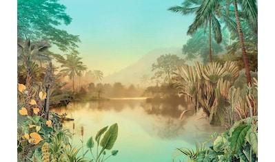 Komar Vliestapete »Lac Tropical«, naturalistisch kaufen