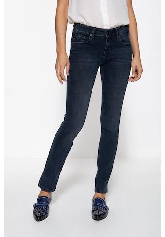 ATT Jeans Straight-Jeans »Stella«, mit Stickereien auf den Gesäßtaschen kaufen