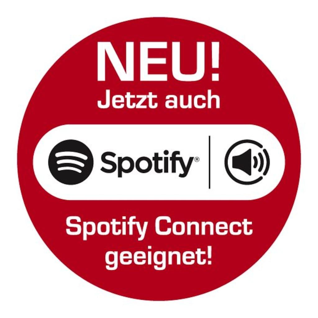 IMPERIAL by TELESTAR CD-Player »DABMAN i200 CD«, (WLAN-Bluetooth-CD Digitalradio (DAB+)-FM-Tuner-Internetradio), Spotify Connect
