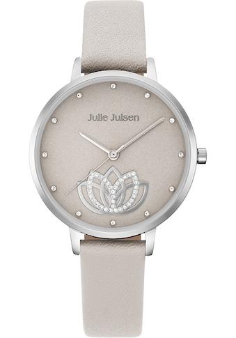 Julie Julsen Quarzuhr »Julie Julsen Lotus Flower, JJW1018SL-8« kaufen