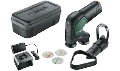 BOSCH Deltaschleifer »EasyCurvSander 12«, mit Akku und Ladegerät kaufen